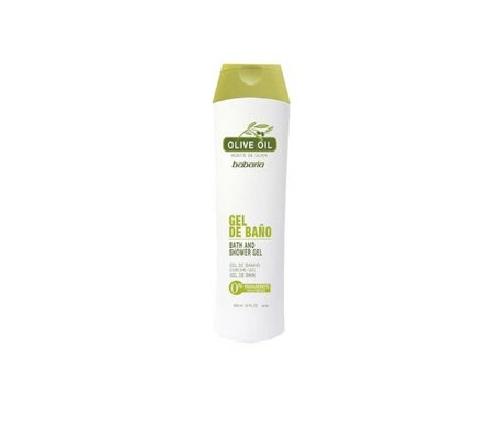 BABY BABY BATH GEL Olio d'oliva 600ml