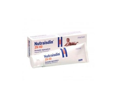 Nutraisdin® Zn 40 Pomada de reparação 50ml