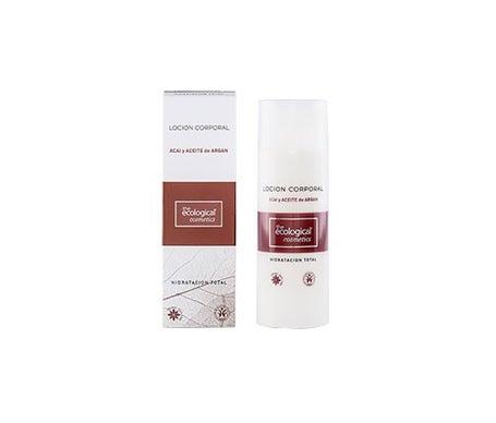 The Ecological Cosmetics loción corporal con acai y aceite de argán 200ml