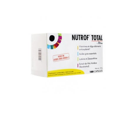 Nutrof Total 180caps