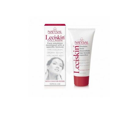 Natysal Leciskin Collagene Emulsione Crema 50 ml