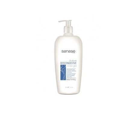 Sanase Descongestive cool gel 400ml