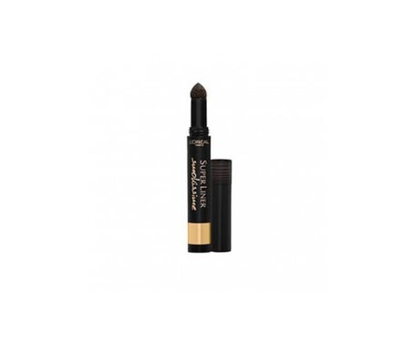 Loreal Superliner Eyeliner 100 Black Smokissime