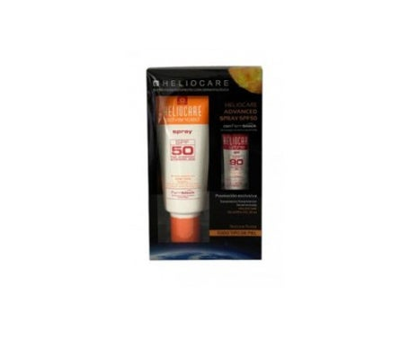 Heliocare Sonnenschutz Pack Advanced Gel LSF50+ 200ml + Ultra Gel LSF90+ 25ml