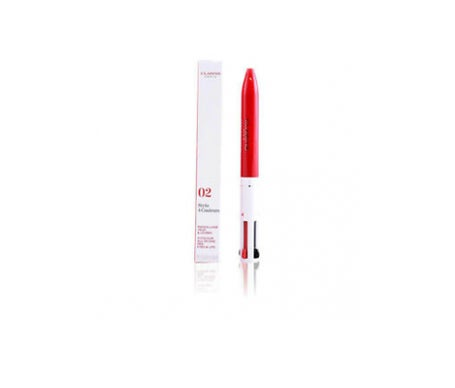 Clarins Stylo 4 Couleurs Eye & Lip Cream 02