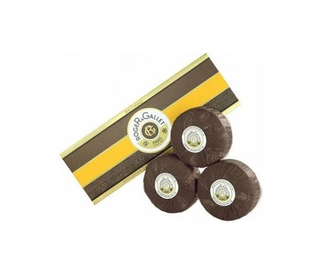 Sabonete Roger & Gallet Bois d'Orange 3udsx100g