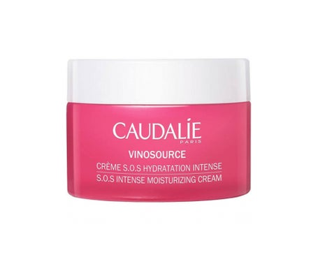 Caudalie Vinosource Cream S.O.S. Idratante Intenso 50ml