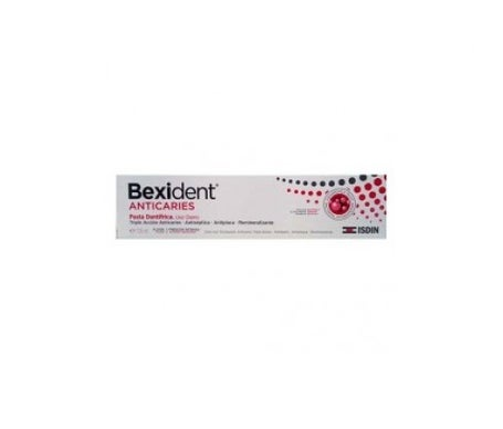 Bexident® pasta dentífrica anticaries 125ml