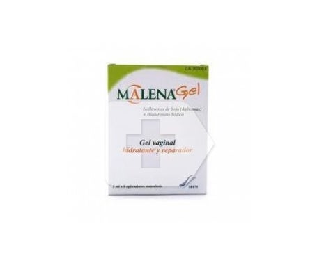 Malena Vaginalgel 5ml 8 Applikatoren