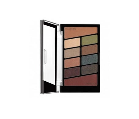 Wetn Wild Coloricon 10 Eye Shadow Bread Comfort Zone