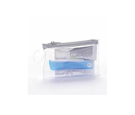 Kit de viagem PHB ™ pincel branco 1ud + pasta 15ml