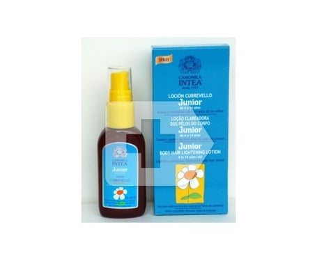 Intea junior chamomile lotion 50ml
