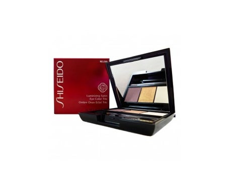 Shiseido Eye Color Satin Trio Eye Shadow Rd711
