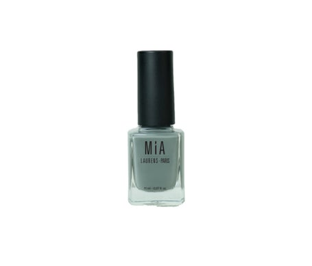 Mia Laurens Paris Silver Fog Nail Polish 11ml