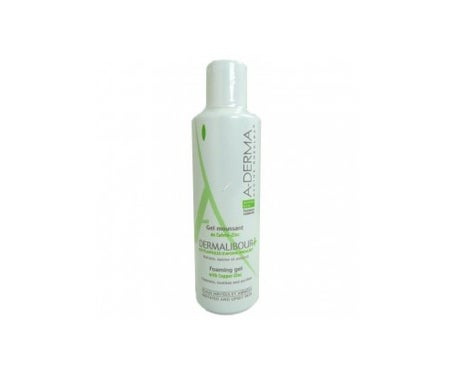 Dermalibour+ Gel Suave Fl125Ml