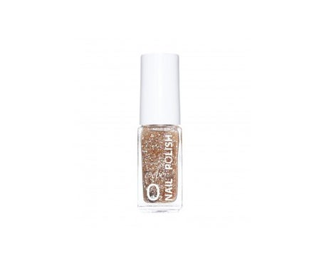 Beter Depend O2 esmalte Glittery Gold 1ud