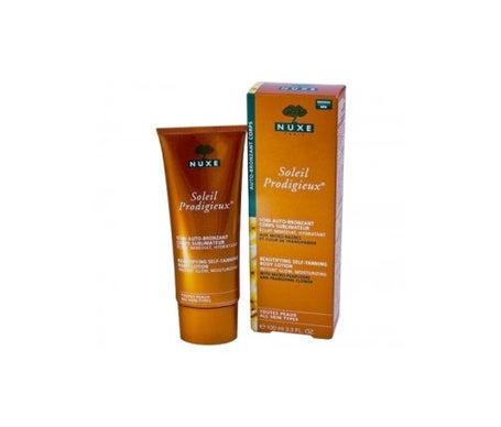 Nuxe Soleil Prodigieux Creme para rosto Visage SPF10 + 40ml