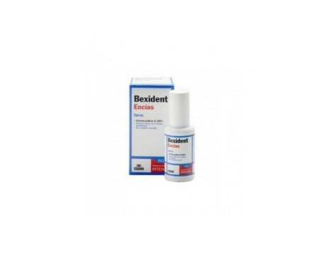 Bexident® Gums 0.2% chlorhexidine spray 40ml