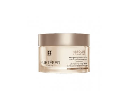 René Furterer Absolue Kératine Masque Réparateur Ultime 200ml