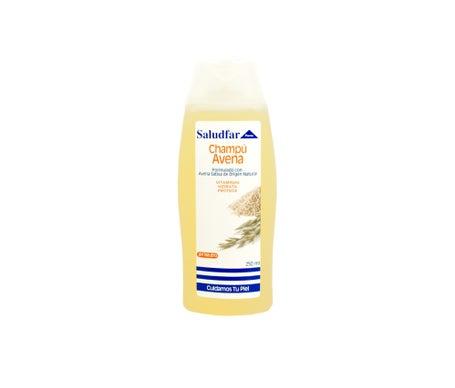 Saludfar New Hair Mineralisiertes Shampoo 400ml