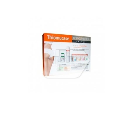 Thiomucase Kit Top Control Cellulite