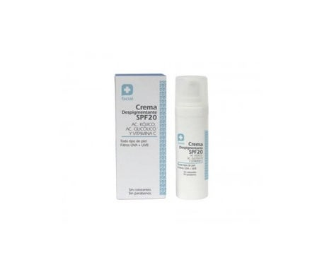 Parabotica cream despigmentante SPF20+ 30ml