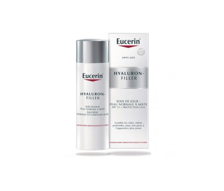 Eucerin Hyaluron-filler Volume Lift Day Normal Mixed Skin 50ml
