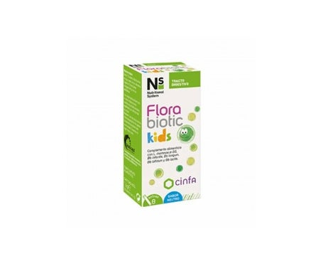 Cinfa Ns Florabiotic Kids 8 Envelopes