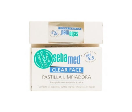 Pílula Sebamed ™ Clear Face 100g + Gel Antiderrapante 10ml