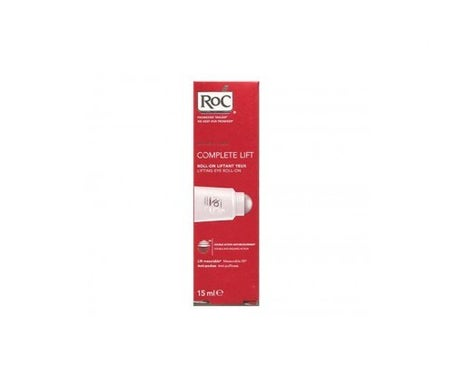 RoC™ Complete masajeador antibolsas y lifting roll on 15ml