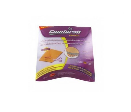Comforsil Protect dressing for sensitive areas