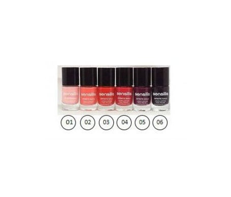 Unhas Sensilis Infinite N 03 Fire Red 10ml