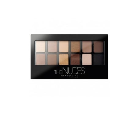 Maybelline The Nudes Eyeshadow Palette 02 Rock Nudes