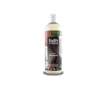 Faith In Nature champú de coco 250ml