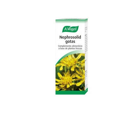 A. Vogel Nephrosolid 100ml