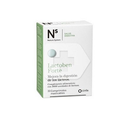 NS Lactoben Forte 30 Tabletten