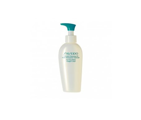 Shiseido Ultimate Cleansing Oil For Face & Body 150ml
