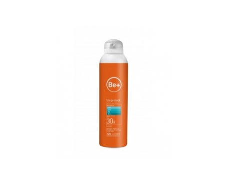Be+ Skinprotect spray pour le corps spf30+ 200 ml