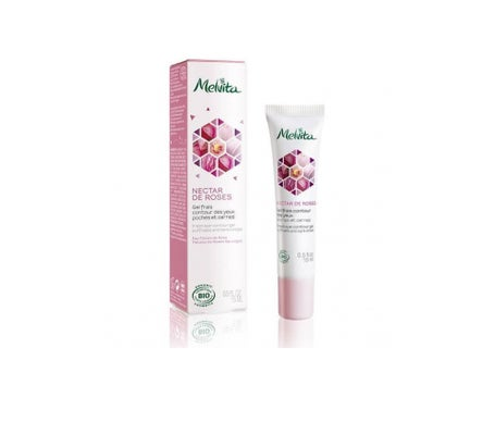 Melvita Eye Contour Rose Rose Água Floral 15ml