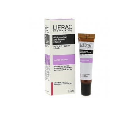 Lierac Prescription Dépigmentant AntiTâches Intensif 15 ml