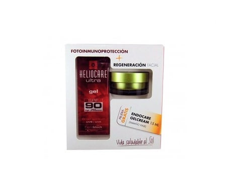 Heliocare Ultra SPF90 + gel 50ml + Endocare gel 15ml