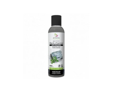 Harmony Micellar Water Black Charcoal 300 ml