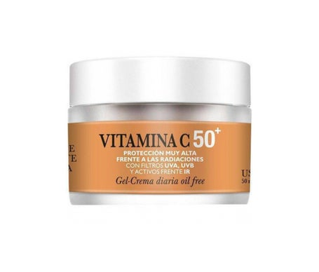 Natysal Vitamin Cream C50+50ml