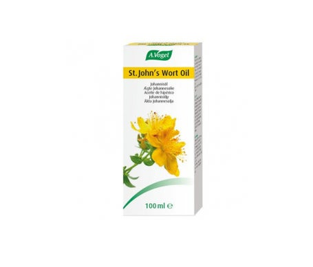 A. Vogel Hypericum Oil 100ml