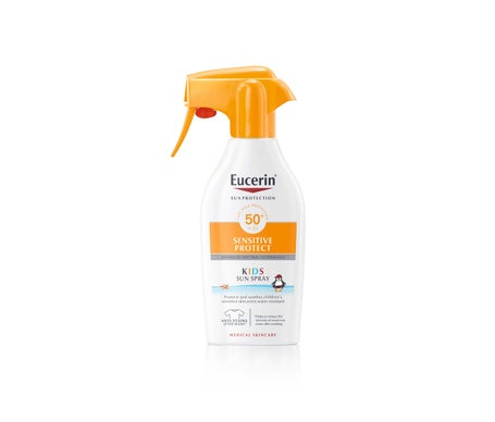 Eucerin Sun Protection Spray Infantil Sensitive Protect SPF50+ 300ml