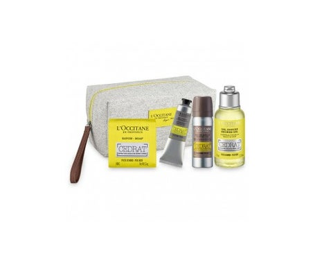 L?Occitane  Cdrat Kit Ideal Kit