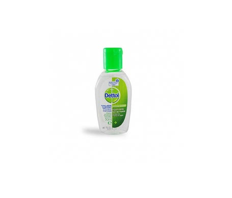 Dettol Gel antibatterico mani 50ml