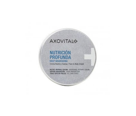 Axovital Deep Body & Face Nutrition Cream 150ml