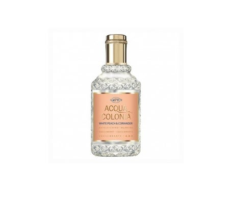 4711 Acqua Colonia White Peach & Cilantro 50ml