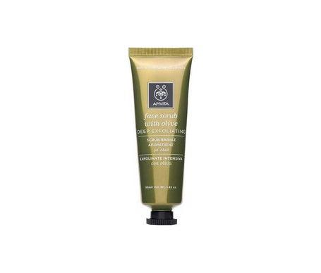 Apivita Face Scrub Olive 50ml